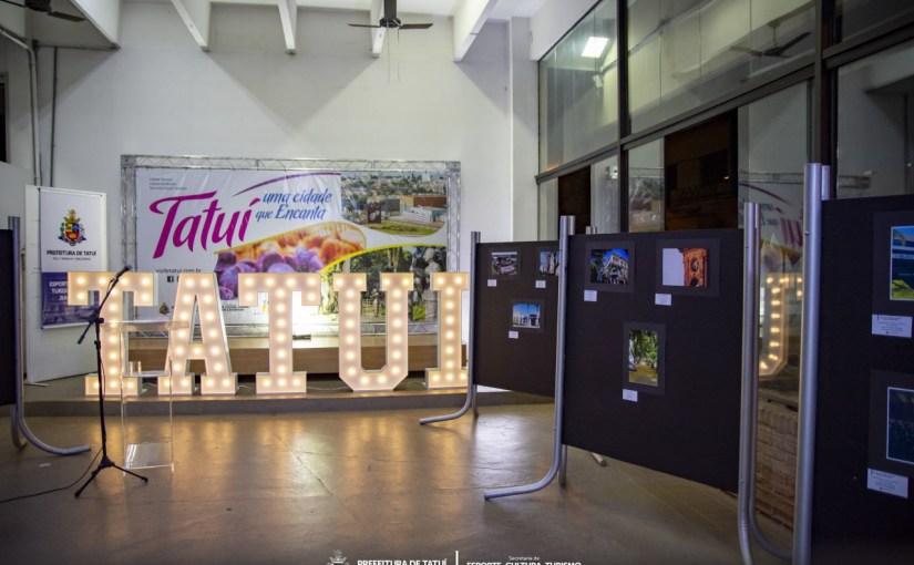 EXPOSIÇÃO DE FOTOS TURÍSTICAS DE TATUÍ ACONTECE ATÉ 24 DE OUTUBRO,  NO CENTRO CULTURAL, COM ENTRADA GRATUITA