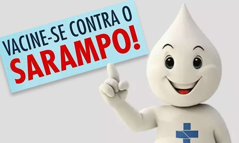 SOBE PARA 16 O NÚMERO DE CASOS CONFIRMADOS DE SARAMPO EM TATUÍ