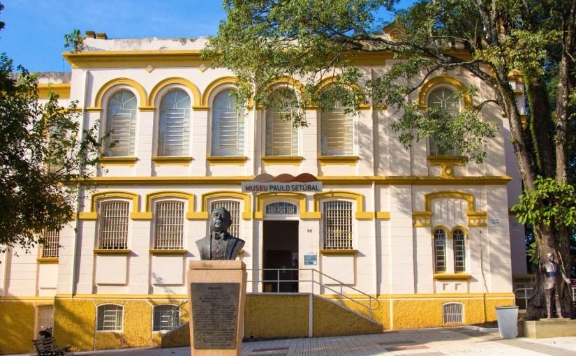 """MUSEU """"PAULO SETÚBAL"""" PARTICIPA DA SEMANA NACIONAL DE MUSEUS, COM UMA PROGRAMAÇÃO VIRTUAL"""