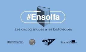 #Ensolfa, les discogràfiques a las biblioteques