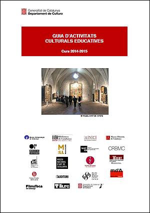 Guia d'activitats culturals educatives 2014-2015
