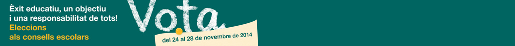 Eleccions al Consell Escolar 2010-11