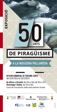 50 anys de piragüisme a la Noguera Pallaresa