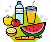 Fruita, sucs i verdures