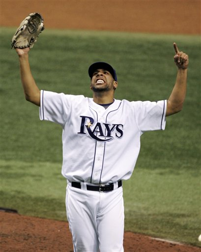 David Price makes his debut tonight. (A/P)