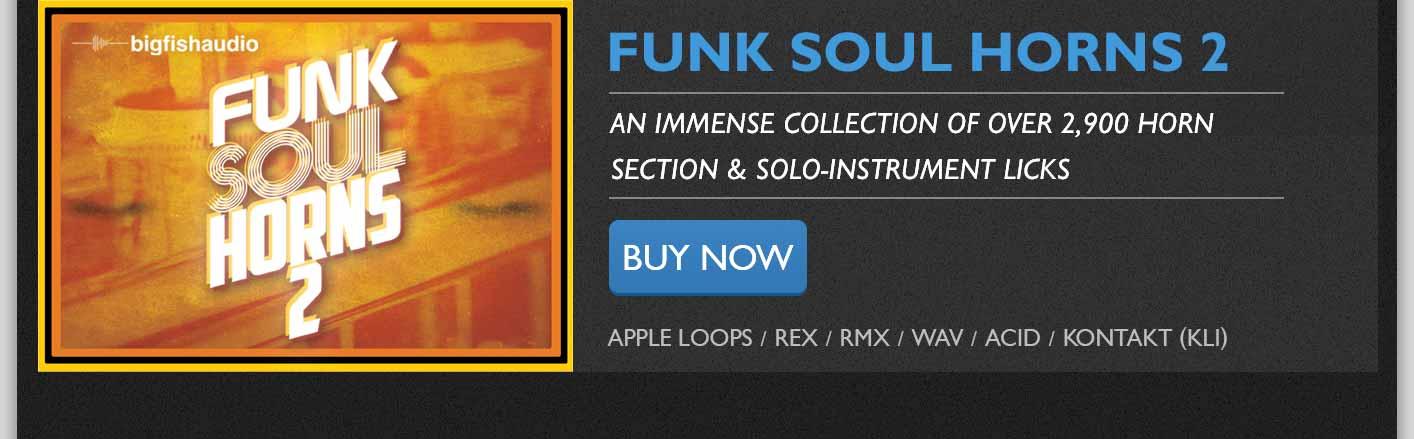 Funk Soul Horns 2