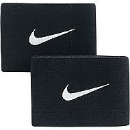 Nike - Fasce Reggi Parastinchi Guard Stay Neri