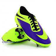 Nike - JUNIOR Hypervenom Phade SG Electro Purple