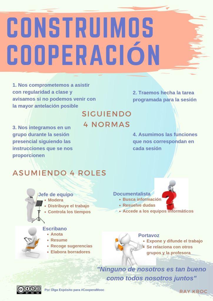 Marco normativo y roles coopertivos