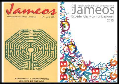 20 años de la revista Jameos