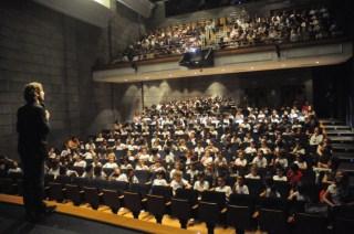 Festival de cine de Animación. ANIMAYO 15
