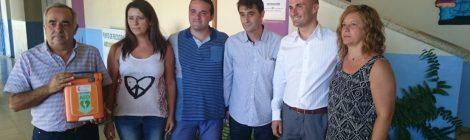 Nuestro centro, primer colegio cardioprotegido de Canarias