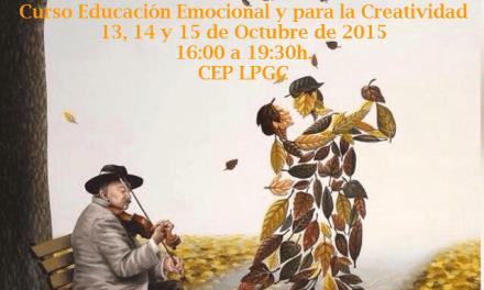 Curso Educación Emocional y para la Creatividad