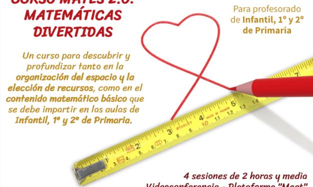 CURSO MATES 2.0: MATEMÁTICAS DIVERTIDAS