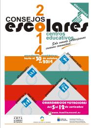 Consejo Escolar 2014
