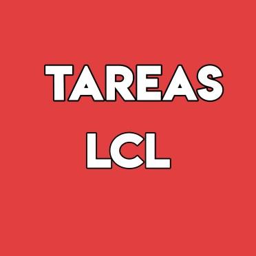 Tarea LCL 3º B y 2º PMAR, semana del 8 al 12 de junio