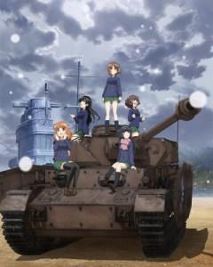 Girls & Panzer: Saishuushou Part 1