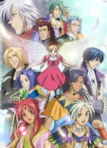 Angelique Kagayaki no Ashita OVA