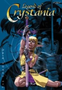 Legend of Crystania: Resurrection Of The God`s King