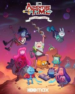 Adventure Time: Distant Lands – Season 1