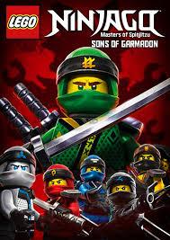 LEGO Ninjago: Masters of Spinjitzu – Season 8