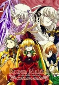 Rozen Maiden: Träumend (Dub)
