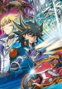 Yu☆Gi☆Oh! 5D's: Shinkasuru Kettou! Stardust vs. Red Demon's