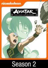 Avatar: The Last Airbender: Book 2 – Earth (Dub)