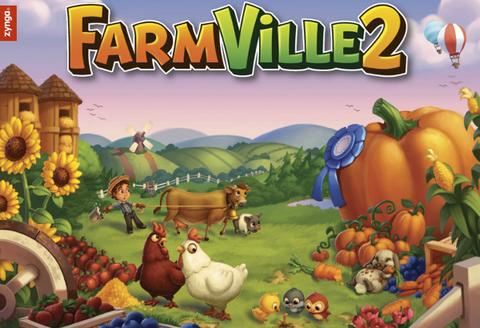 1 FarmVille 2: 5 FREE Farm Cash!