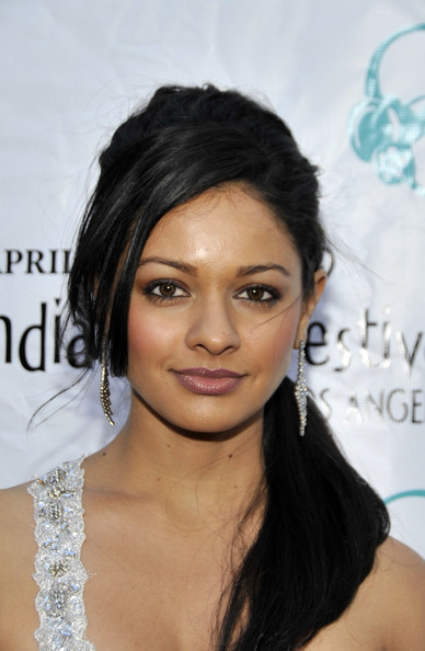 Pooja Kumar Actress Pooja Kumar attends the 7th Annual Indian Film Festival at the ArcLight Cinema on April 21, 2009 in Hollywood, California.  (Photo by John M. Heller/Getty Images) *** Local Caption *** Pooja Kumar