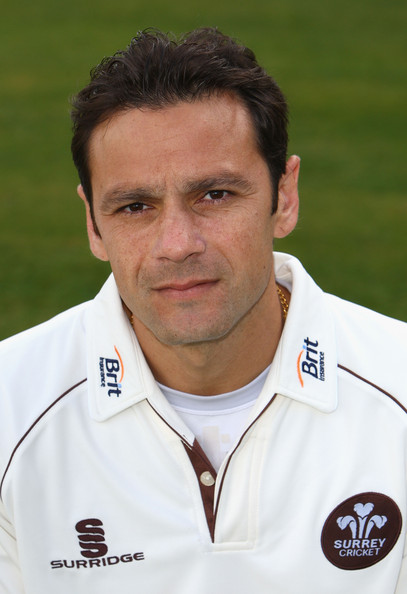 Mark Ramprakash in Surrey CCC Photocall - Zimbio
