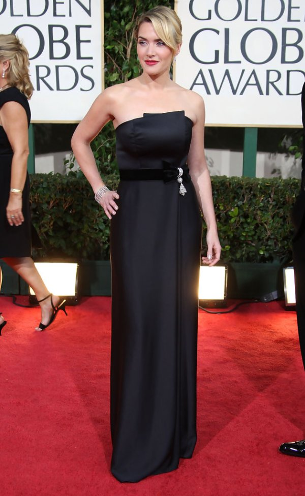 2009, Golden Globe Awards - Kate Winslet's Style Through ...