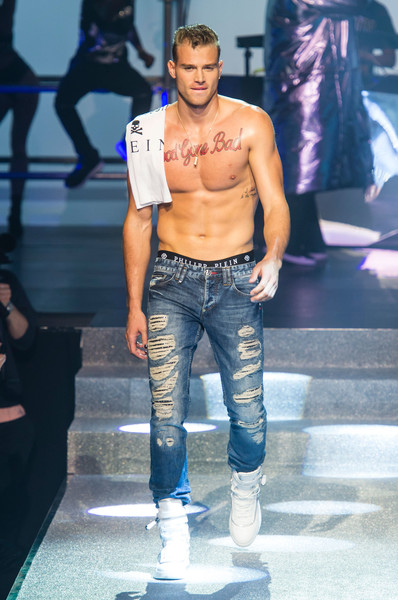 Philipp Plein at New York Spring 2018