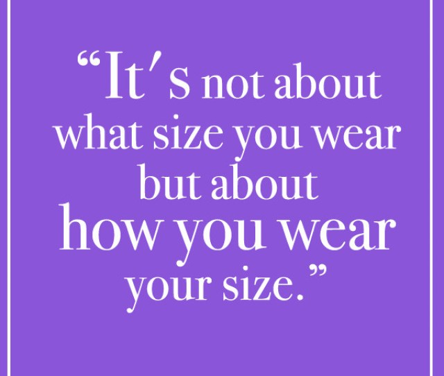 Love Your Body  C B How You Wear It Quote