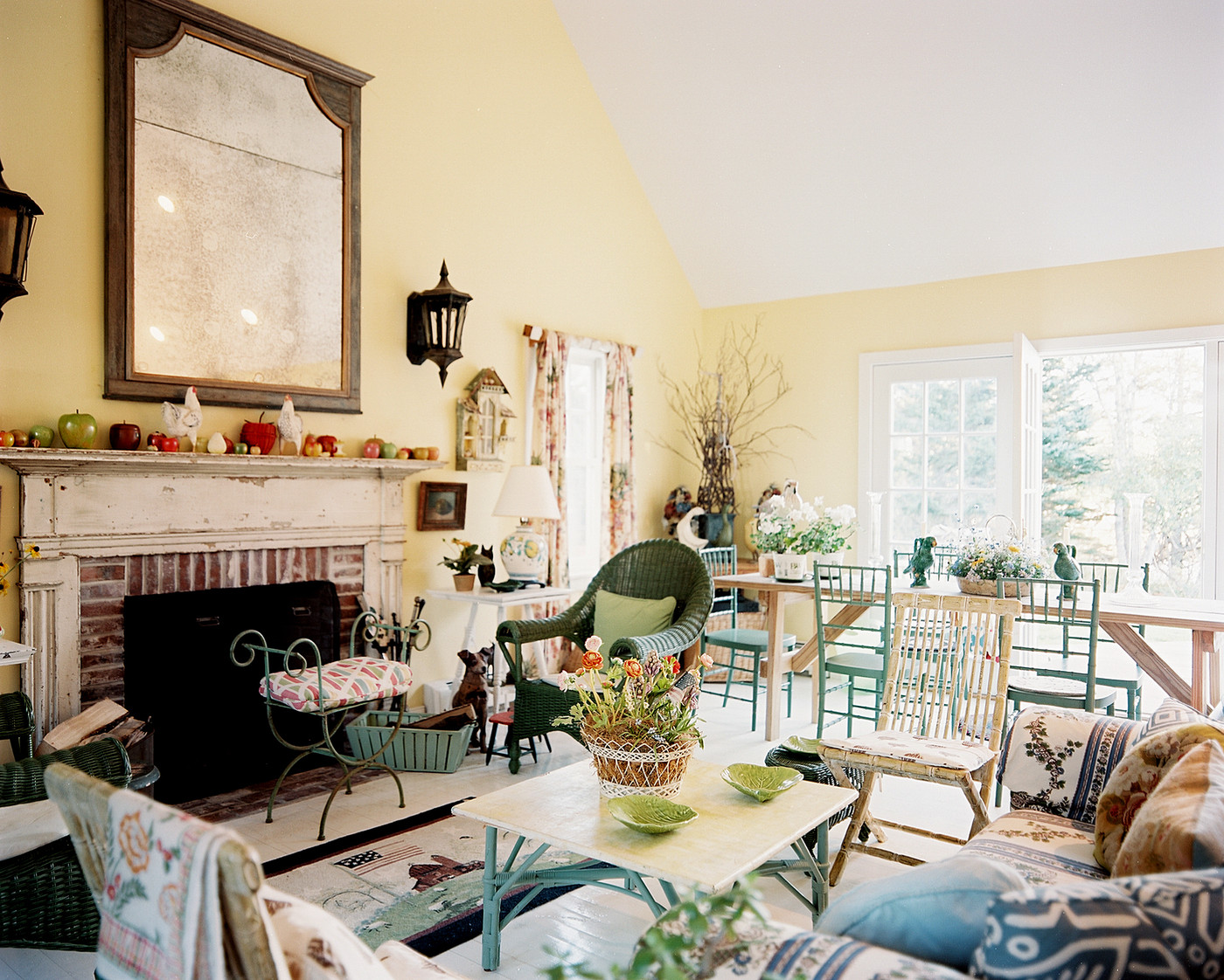 Country Living Room Photos 41 Of 214