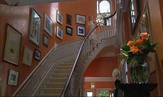 The Grand Staircase Throwback Thursday Decorating