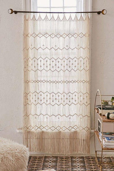 macrame curtains how to diy your