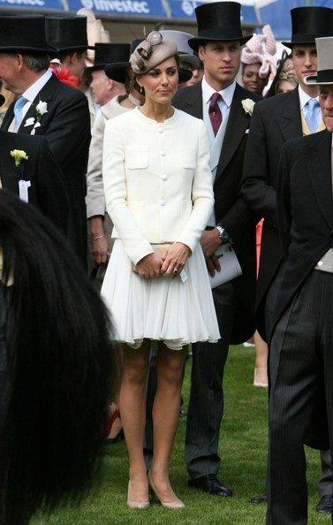 Race Day Kate Middletons Affordable Style StyleBistro