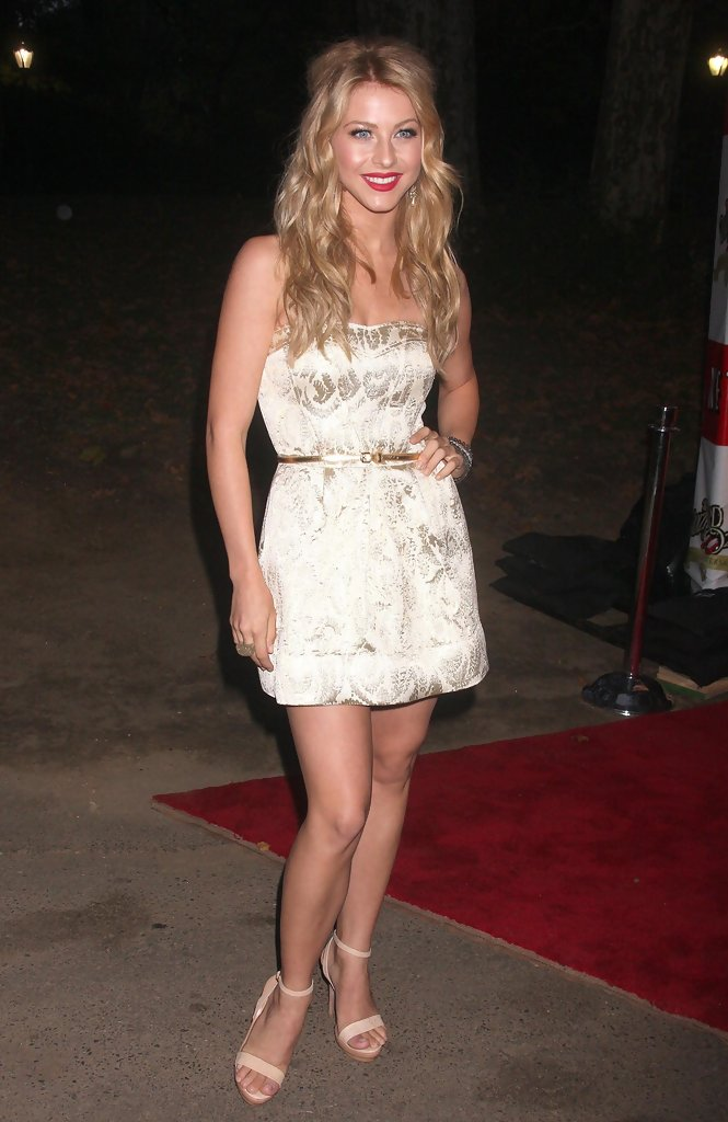 Julianne Hough Evening Sandals Julianne Hough Looks