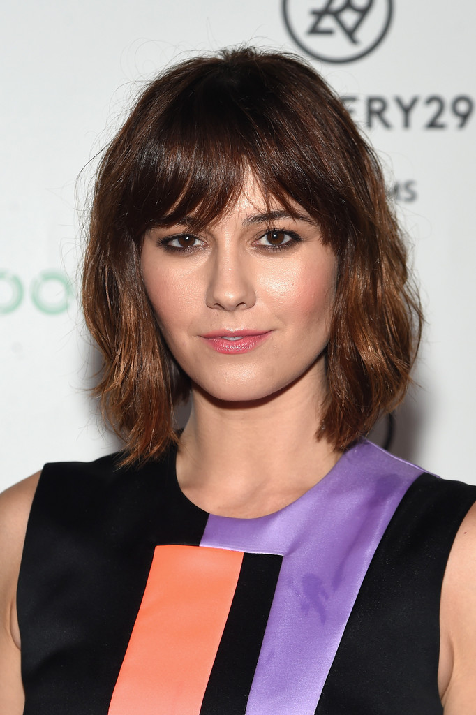 Mary Elizabeth Winstead Bob Short Hairstyles Lookbook