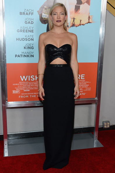 Kate Hudson in Michael Kors for the 'Wish I Was Here' NYC Premiere