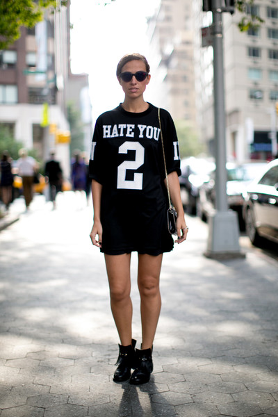 New York Fashion Week Spring 2014 Attendees