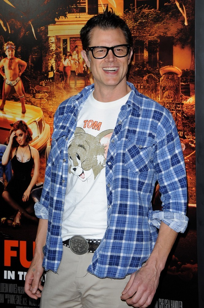 Johnny Knoxville Halloween