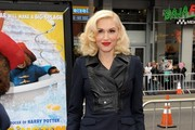 "Los Angeles Premiere of ""Paddington""..TCL Chinese Theatre, Hollywood, California..January 10, 2015..Job: 150110A1..(Photo by Axelle Woussen/Bauer-Griffin)..Pictured: Gwen Stefani."