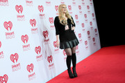 Recording artist Meghan Trainor attends the 2014 iHeartRadio Music Festival at the MGM Grand Garden Arena on September 20, 2014 in Las Vegas, Nevada.