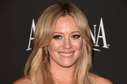 Actress Hilary Duff attends the 2015 InStyle And Warner Bros. 72nd Annual Golden Globe Awards Post-Party at The Beverly Hilton Hotel on January 11, 2015 in Beverly Hills, California.