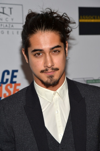 Avan Jogia In 21st Annual Race To Erase MS Red Carpet
