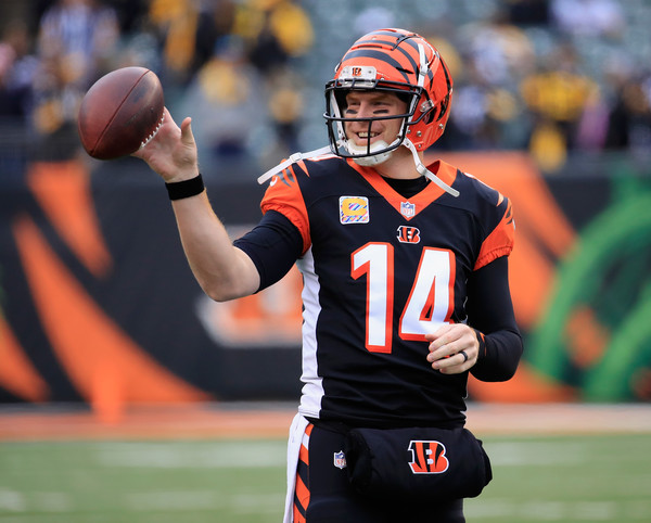 Pittsburgh Steelers vs. Cincinnati Bengals