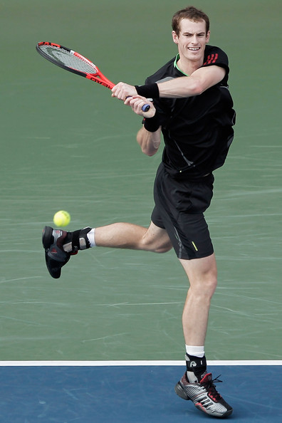 Andy Murray - Rakuten Open - Day 7