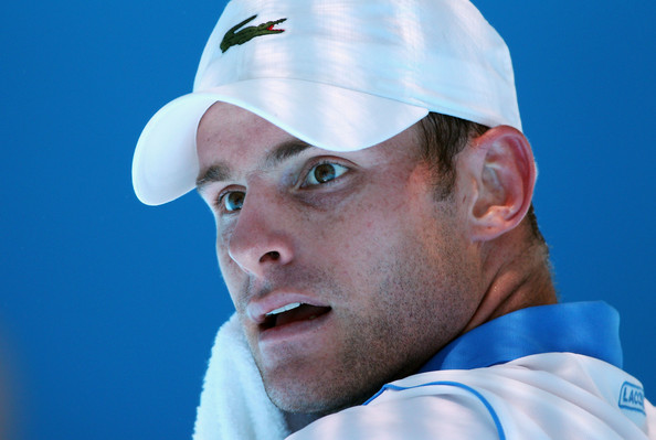 Andy Roddick - 2011 Australian Open - Day 5